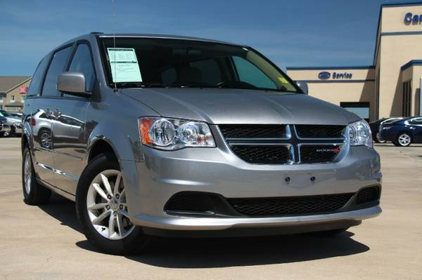 2016 DODGE GRAND CARAVAN SXT! GREAT FOR THE FAMILY! ONLY $282 A MONTH!