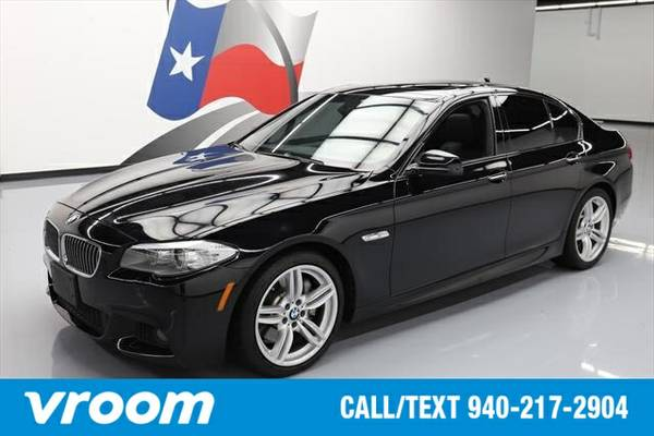 2013 BMW 535 i 7 DAY RETURN / 3000 CARS IN STOCK