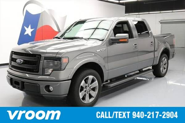 2013 Ford F-150 FX2 4dr SuperCrew Truck 7 DAY RETURN / 3000 CARS IN ST