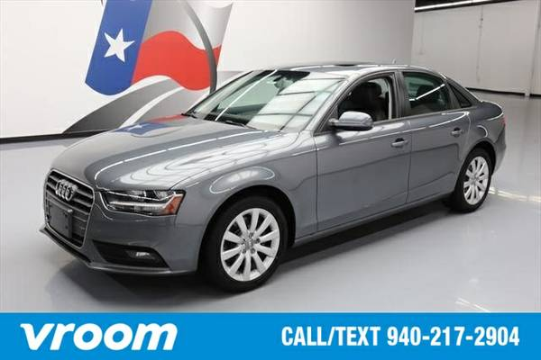 2013 Audi A4 2.0T Premium 7 DAY RETURN / 3000 CARS IN STOCK