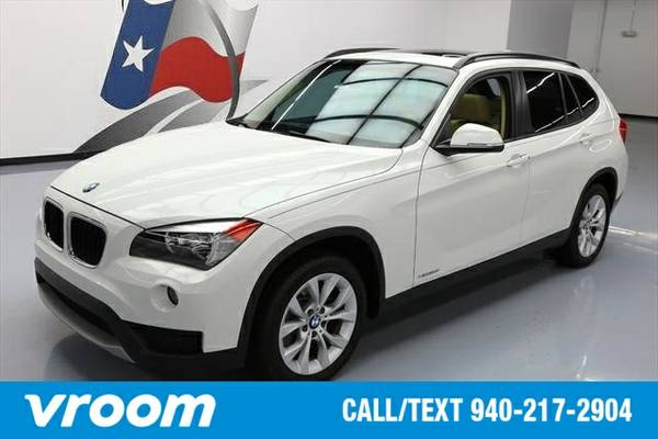 2013 BMW X1 xDrive28i 7 DAY RETURN / 3000 CARS IN STOCK