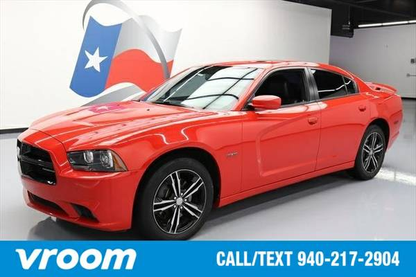 2014 Dodge Charger R/T 7 DAY RETURN / 3000 CARS IN STOCK