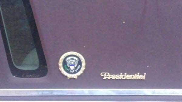 1995 Lincoln towncar Presidential