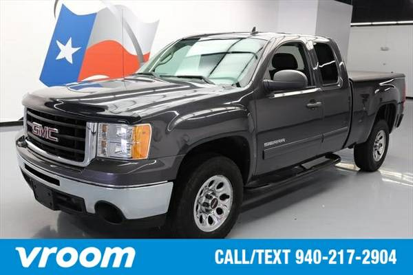 2010 GMC Sierra 1500 SL 7 DAY RETURN / 3000 CARS IN STOCK
