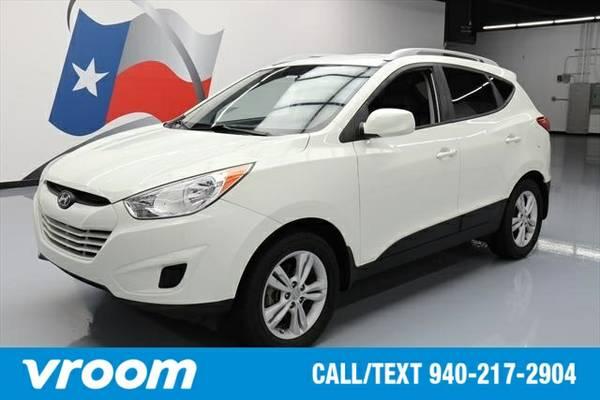 2010 Hyundai Tucson 7 DAY RETURN / 3000 CARS IN STOCK