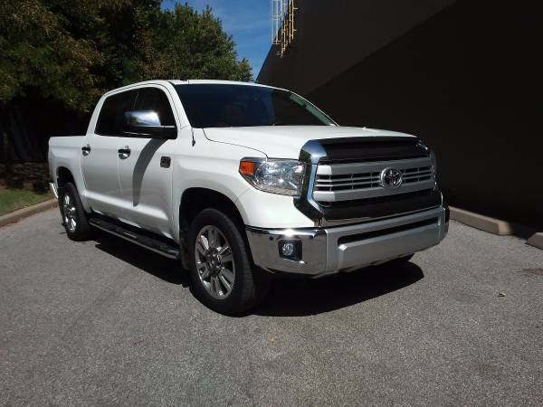 2014 TOYOTA TUNDRA 1794! SUNROOF! NAVIGATION! LEATHER LOADED!