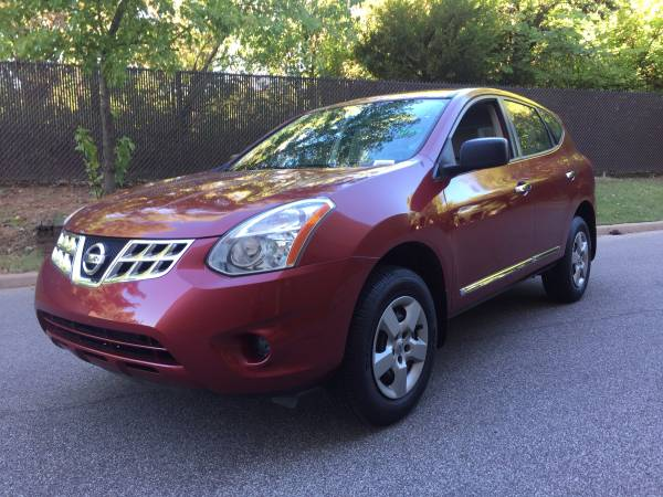 2013 NISSAN ROGUE S! ONE OWNER! CLEAN CARFAX! LOW MILES!