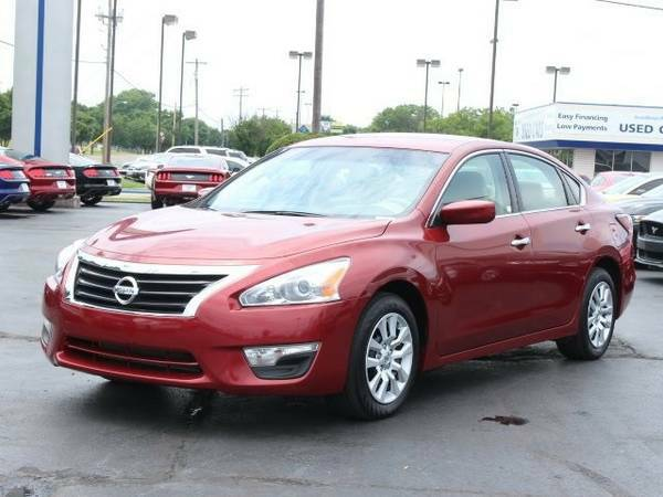 2015 NISSAN ALTIMA 2.5 S!! PERFECT CONDITION! BLUETOOTH! ONE OWNER!