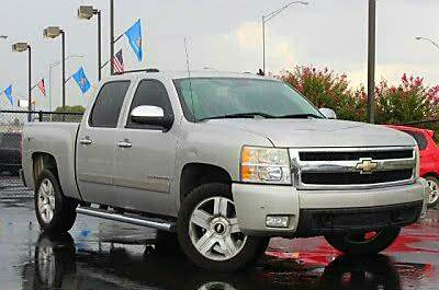 2007 CHEVY SILVERADO LTZ! 4X4! GOTTA SEE IT!! CALL JESS @