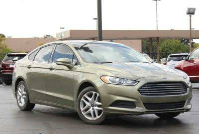 **EARLY BIRD SPECIAL** 2013 FORD FUSION SE!! CALL JESS @