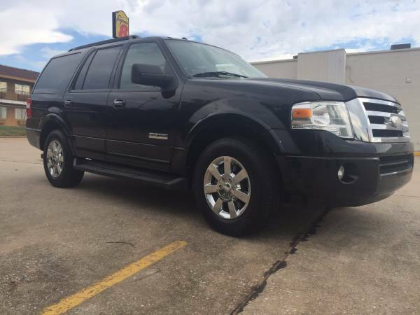 2008 FORD EXPEDITION XLT!! 3RD ROW!! LOW MILES! CALL JESS