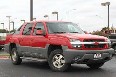 2002 CHEVY AVALANCHE! NO ACCIDENTS! ONE OWNER! CALL JESS @
