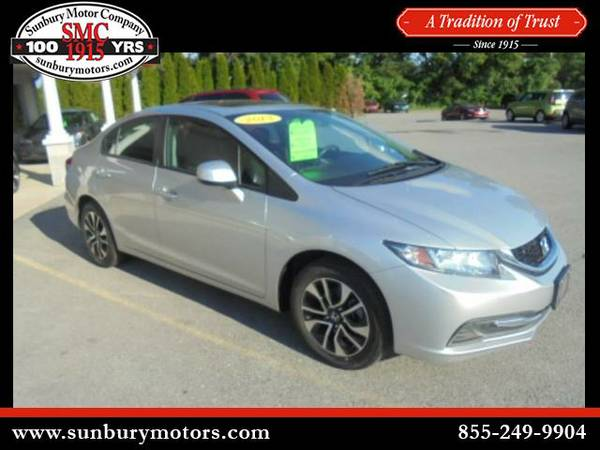 2013 Honda Civic Sedan - *WE CAN FINANCE EVERYONE*