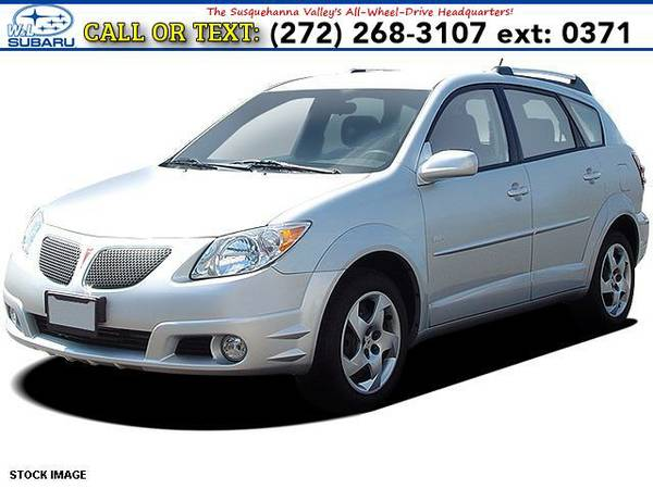 2006 *Pontiac Vibe* HATCHBACK () BAD CREDIT OK!