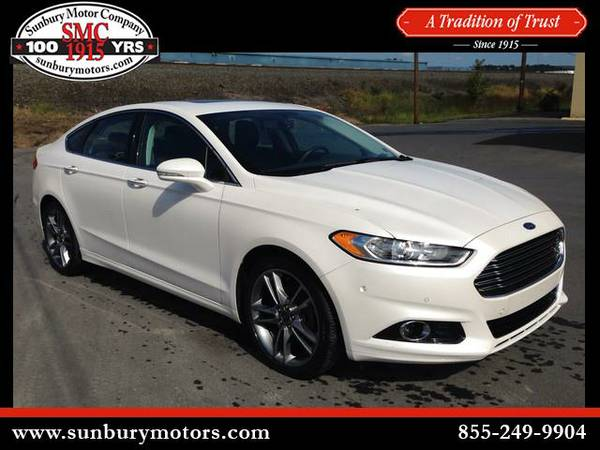 2014 Ford Fusion - *WE CAN FINANCE EVERYONE*
