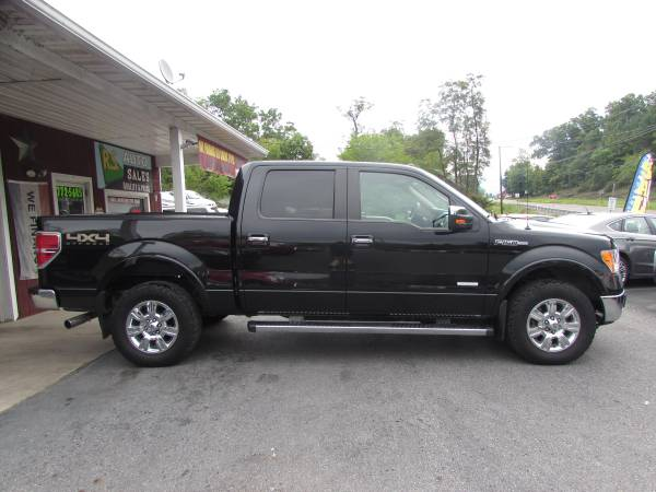 2012 FORD F150 LARIAT 4X4 ECO BOOST EXL COND (ALL CREDIT OK)