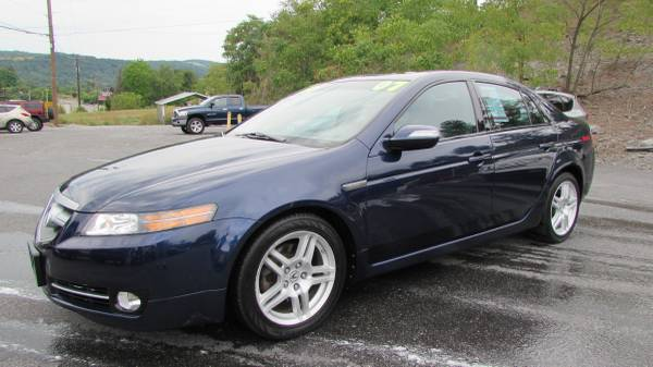 2007 ACURA TL AUTO CLEAN (ALL CREDIT OK)