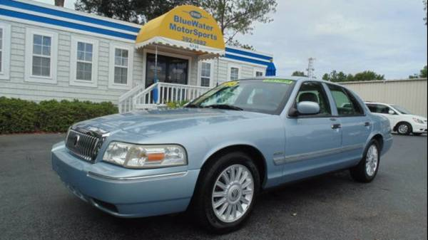2010 Mercury Grand Marquis - Call