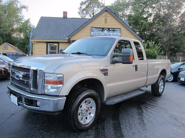 2008 FORD F250 SUPER DUTY ~ $0 DOWN ON ANY PAID TRADE IN!!!