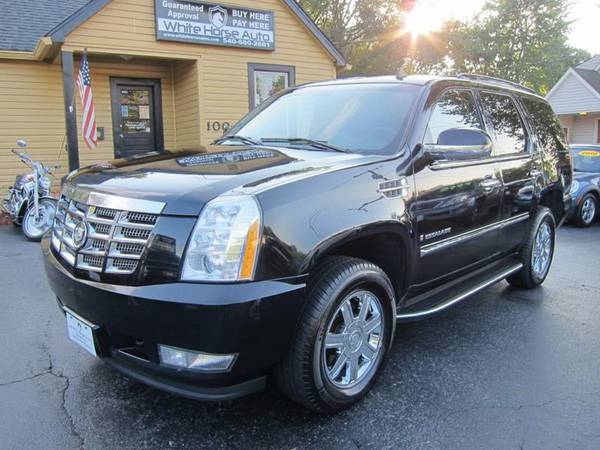 2007 CADILLAC ESCALADE ~ $0 DOWN WITH ANY PAID TRADE IN!!