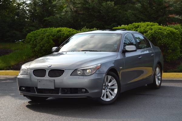 🚗🚗🚗2007 BMW 550I*ONE OWNER*NAVI*FINANCING*