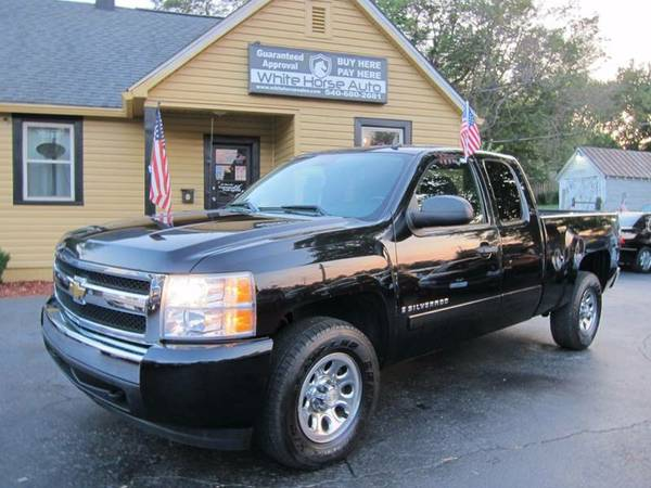 2007 CHEVROLET SILVERADO 1500 LTZ ~$0 DOWN ON ANY PAID TRADE IN!!