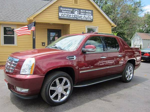 2008 CADILLAC ESCALADE EXT ~ $0 DOWN ON ANY PAID TRADE IN!!