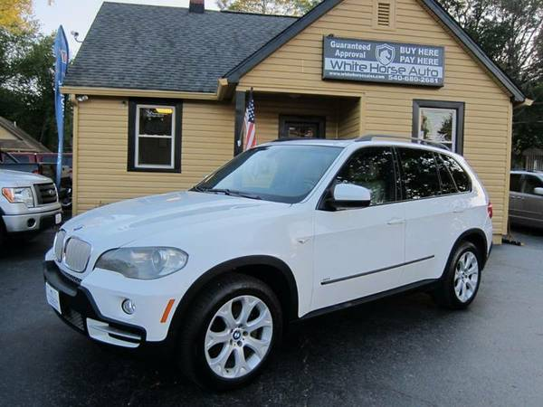 2008 BMW X5 ~ $0 DOWN WITH ANY PAID TRADE IN!!