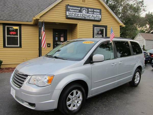2008 CHRYSLER TOWN & COUNTRY TOURING ~ $0 DOWN WITH ANY PAID TRADE IN!