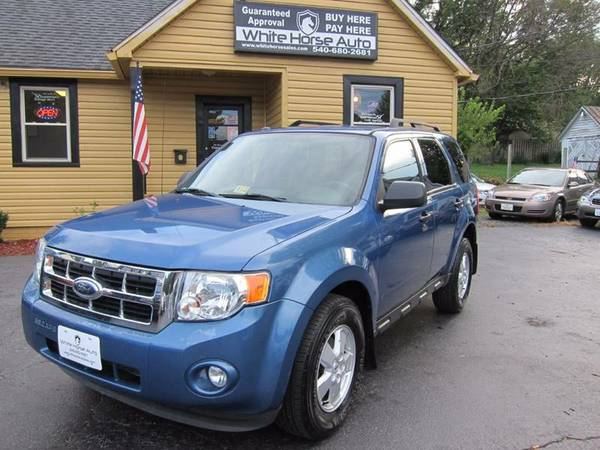 2009 FORD ESCAPE ~ $0 DOWN ON ANY PAID TRADE IN!!!
