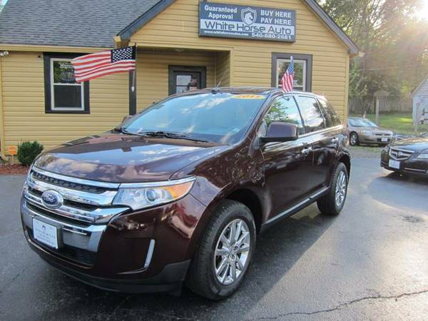 2011 FORD EDGE ~ $0 DOWN ON ANY PAID TRADE IN!!