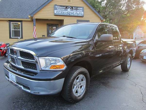 2009 DODGE RAM SLT ~ $0 DOWN ON ANY PAID TRADE IN!!