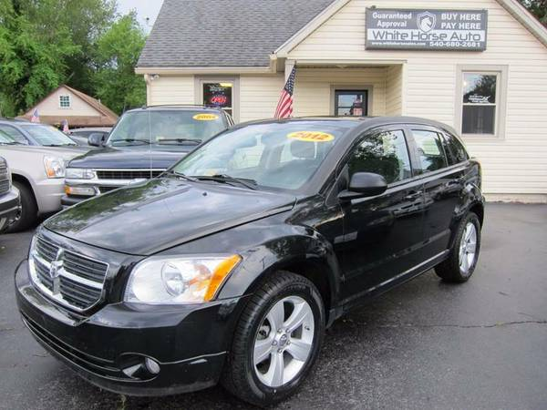 2012 DODGE CALIBER ~ $0 DOWN ON ANY PAID TRADE IN!!