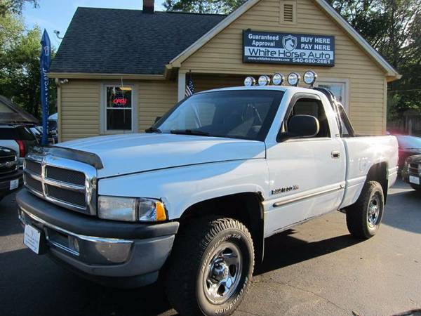 2000 DODGE RAM 1500 SLT PU ~ $0 DOWN ON ANY PAID TRADE IN!!