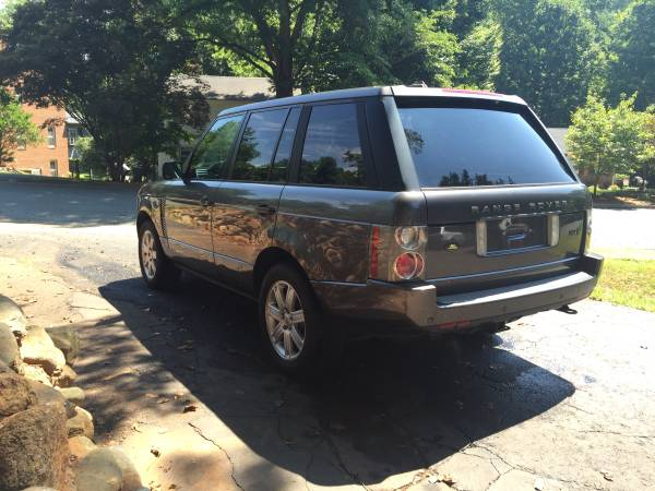RANGE ROVER HSE - LUXURY EDITION! AWD SUPER CLEAN!!!!!!!