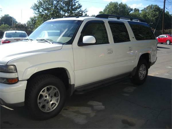 2005 Chevrolet K1500 Suburban