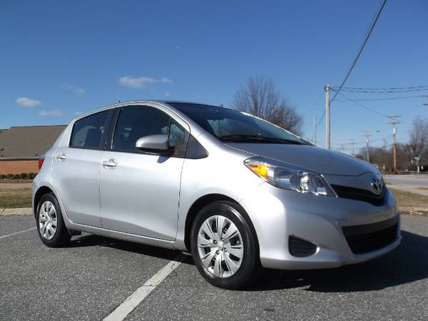 2013 Toyota Yaris LE 5-Door AT! BAD CREDIT OK APPLY TODAY!!!!