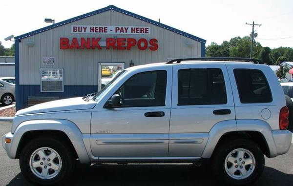 2004 Jeep Liberty Limited 4WD **Buy Here Pay Here**