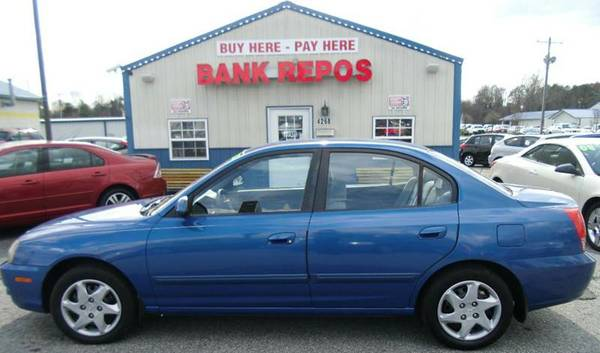 2004 Hyundai Elantra GLS **Only 85k Miles** Buy Here Pay Here **