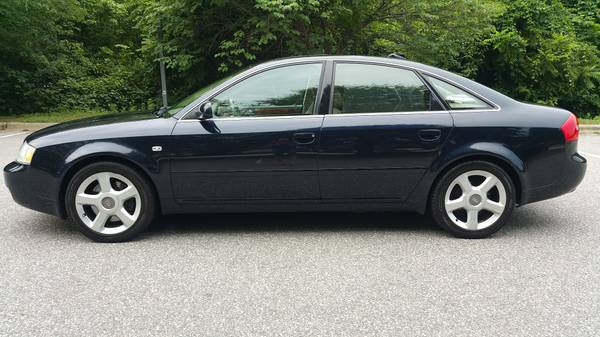 2004 Audi A6 Quattro 2.7t Twin Turbo, Low miles (not A4)