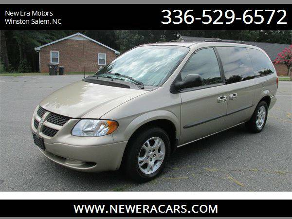 2002 DODGE GRAND CARAVAN EX DVD! Cheap!, Gold