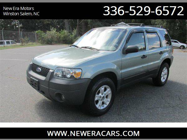 2005 FORD ESCAPE XLT Cheap! Nice!, Green