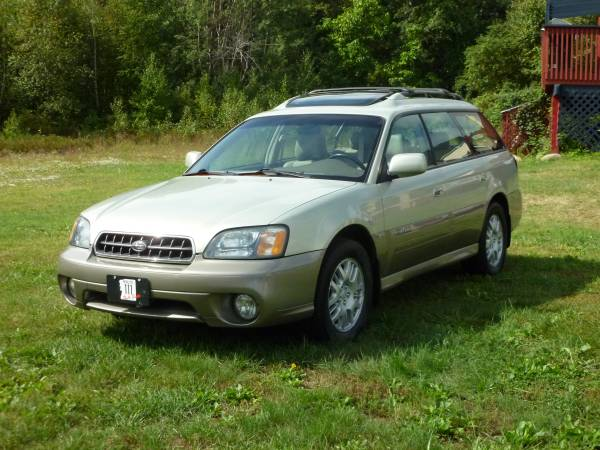 Subaru Legacy Outback Limited 86K Miles AWD 5 spd *1 Year Warranty*
