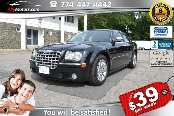 ☛YOUR CAR► 2005 GHRYSLER 300 C ★CREDIT...