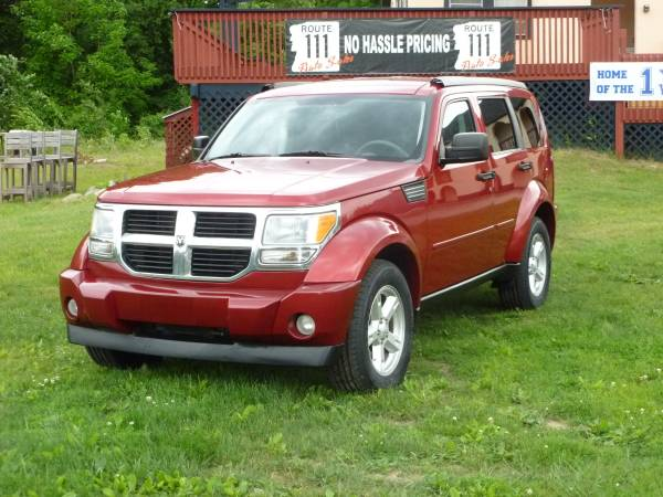 2007 Dodge Nitro SLT 4X4 Leather Bluetooth **1 Year Warranty***