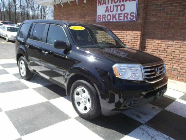 2013 *Honda* *Pilot* 4WD 4dr LX ( Everyone welcome & approved