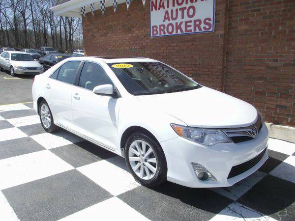 2012 *Toyota* *Camry* 4dr Sdn I4 Auto XLE ( Everyone welcome & app