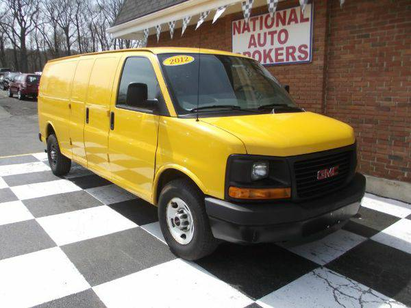 2012 *GMC* *Savana* *Cargo* *Van* 2500 Express ( Everyone welcome &#38