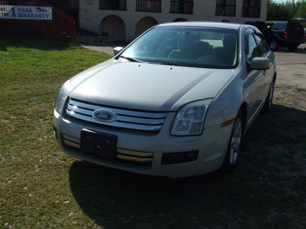 2008 Ford Fusion Reliable Extra Clean **1 Year Warranty Included**