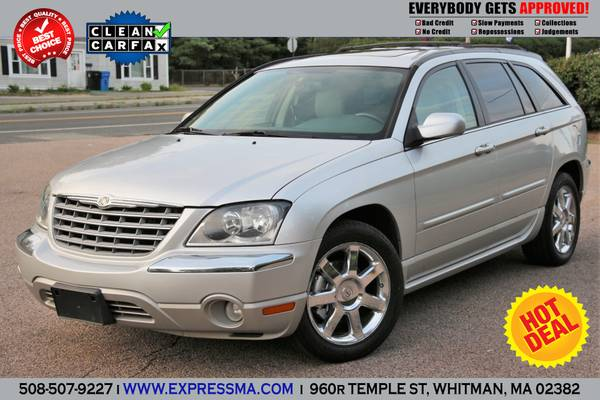 ***2005 CHRYSLER PACIFICA LIMITED! R19-AWD-DVD-3RD SEATS***